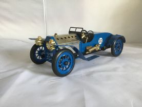 Unfired Mamod Le Mans Racer no  300 in BLUE